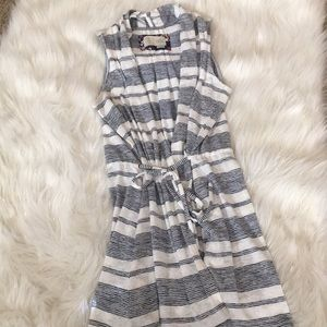 Anthropologie, Cardigan Tunic Vest - small